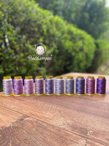 Kit Linhas Lumina Lilac