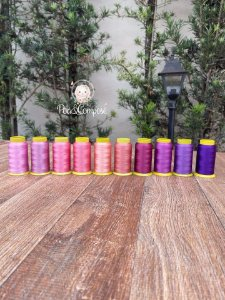 Kit Linhas Lumina Rosê Lilac