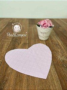 Pvc cor Rosa Claro 50x140