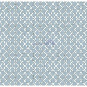 Tecido Delicato cor Azul
