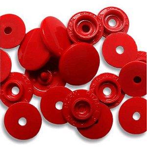 Botão Rita cor Vermelho (Tam. 12)
