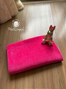 Plush cor Rosa Pink 50x80