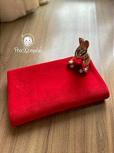 Plush cor Vermelho 50x80