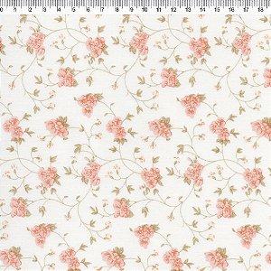 Tecido Elegance cor Rosê 30618c02