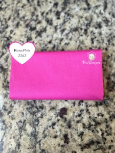Tecido Liso pink (Cor 2363)