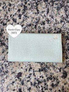 Tecido Liso verde claro (Cor 5023)