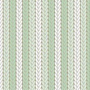 Tecido Tricot Verde RT316
