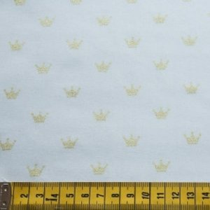 Tecido Coroa Azul TU001C05