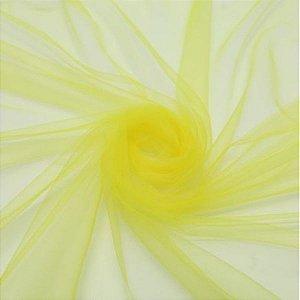 Tule cor Amarelo Claro (50 x 120)