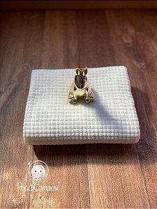 Plush Muffin cor Marfim 50x80