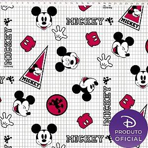 Tecido Mickey Mouse MK018C01