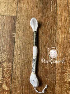 Meada Anchor Branco cor 1