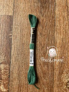 Meada Anchor Verde cor 218