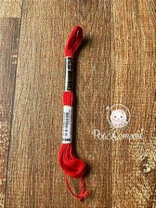 Meada Anchor Vermelho cor 46