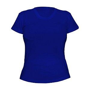 Kit 10 peças - Camiseta PV (Malha Fria) Royal Feminina