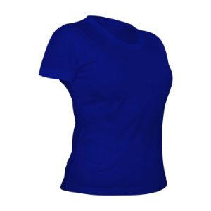 Camiseta Poliéster Anti Pilling Royal Feminina