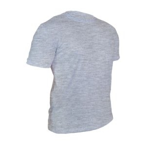 Camiseta Algodão Mescla Masculina