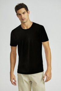 CAMISETA CARECA STRETCH