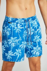 SHORTS ESTAMPADO PALMS