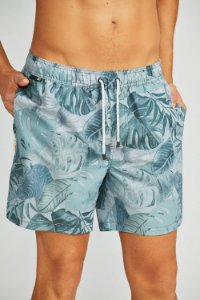 SHORTS ESTAMPADO ELEFANTES