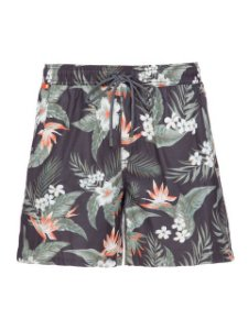 Shorts Hibisco