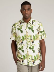 Camisa MC Vintage Toucan
