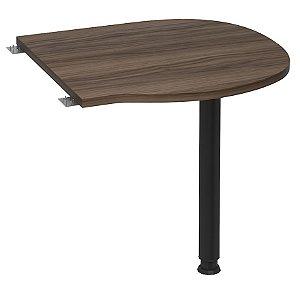 Gota auxiliar  para mesas em MDP 25mm  compatível com mesas da Linha Prisma!