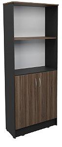 Armario alto estante para escritório em MDP 15mm com prateleiras fixas!