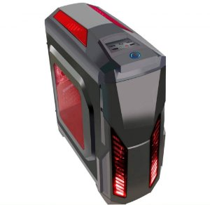 COMPUTADOR GAMER BRONZE, INTEL G5400, RX 550 4GB, 8GB, SSD 240GB