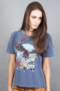 T shirt Estonada - New York Eagle
