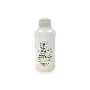 Água de cheiro Rosas Brancas 100ml Nova Zé