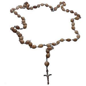 Terço de Lágrima de Nossa Senhora Capiá com 5 Mistérios