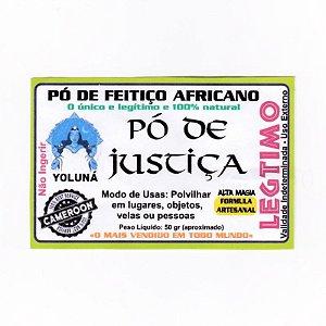Pó para Ritual - Justiça