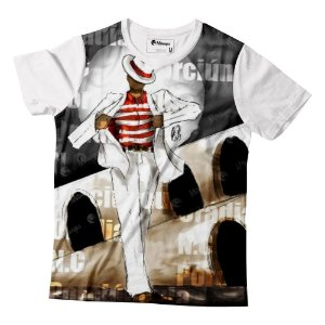 Camisa Full Zé Pilintra
