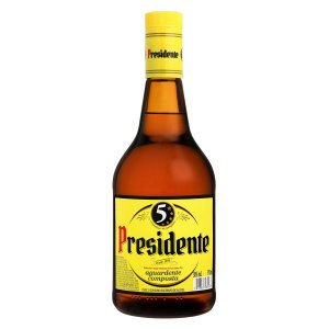 Conhaque de Gengibre Presidente 910ml