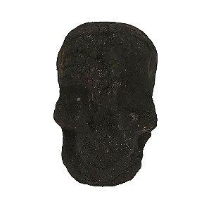 Carvão Formato de Caveira