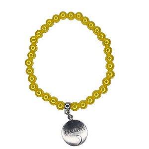 Pulseira amarela Oxum