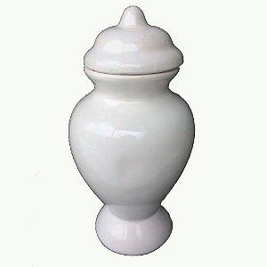 Quartinha Branca Sem Alça 13cm