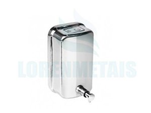 Saboneteira de Inox para sabonete líquido. 1000 ML - 17003