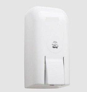 Saboneteira Para Spray Pressão PP 630 ML Uso Publico - 8006