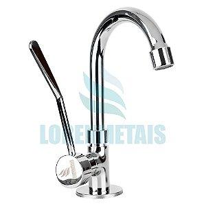 Torneira Clinica Hospitalar Cotovelo Metal Conforme Nbr9050 - 12022