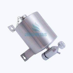Saboneteira Industrial Inox Flex 800ml - 10002