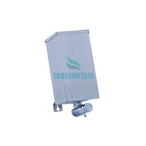 Saboneteira Industrial Inox Flex Quadrada 1000ml - 10003