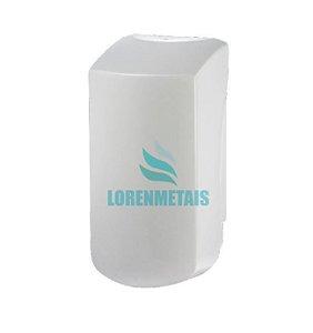 Saboneteira de pressão reforçada abs branca - 8010