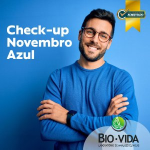 Check-up Novembro Azul