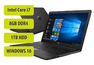 NOTEBOOK HP 250G7 I7-1065G7 15 8GB 1T PC - 1L0V7LT