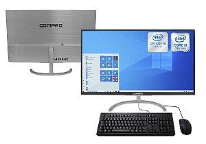 Compaq CQ-A1 All In One Pc Core I3 4gb 16gb Optane 500hd Tela 23,8