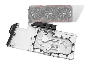 Bloco De Resfriamento De água EK-Quantum Vector RTX 2080 Ti