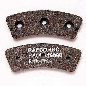 PASTILHA DE FREIO RA066-10600