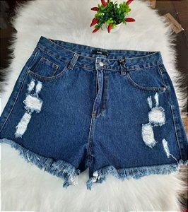 Short jeans mamô